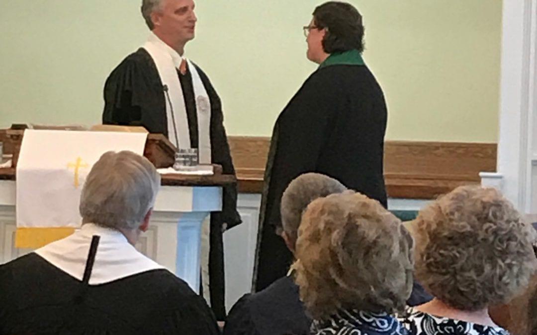 Betsy Stow Ordination